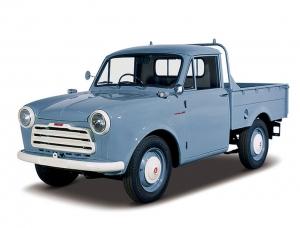 Nissan Pickup Historie