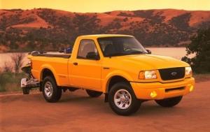 Ford Ranger Historie